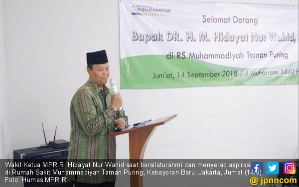 HNW Menyerap Aspirasi Dokter dan Paramedis RS Muhammadiyah - JPNN.COM