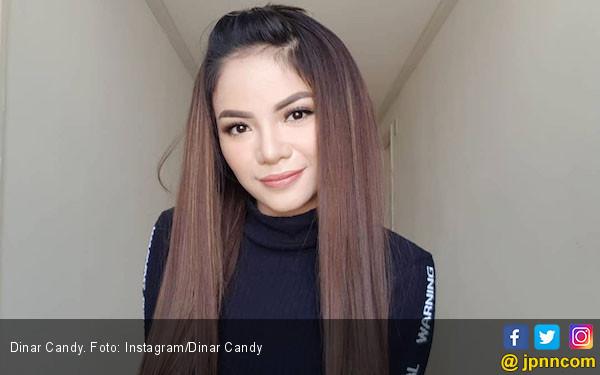 Kekasihnya Jalan Bareng Cewek Lain, Dinar Candy: Dasar Cowok Gatel - JPNN.com