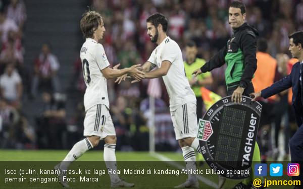 Real Madrid Ditahan di San Mames, Isco Catat Rekor - JPNN.COM