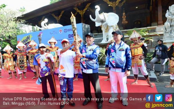Ketua DPR Optimistis Asian Para Games 2018 Bakal Sukses - JPNN.COM