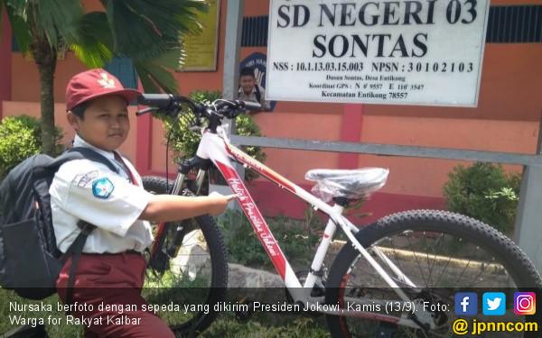Nursaka: Terima Kasih Pak Jokowi - JPNN.COM