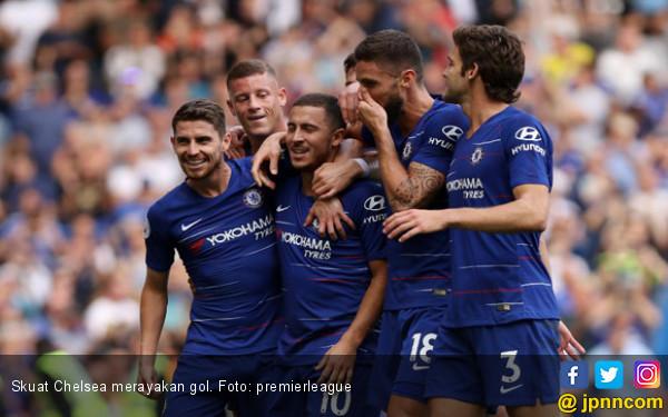 Liverpool dan Chelsea jadi yang Pertama Sejak 110 Tahun - JPNN.COM