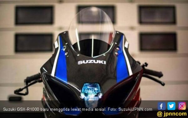 Generasi Baru Superbike Suzuki Bakal Lebih Ringan - JPNN.COM