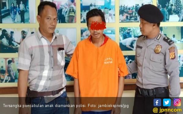 Ayah Setubuhi Anak Kandung hingga Hamil - JPNN.COM