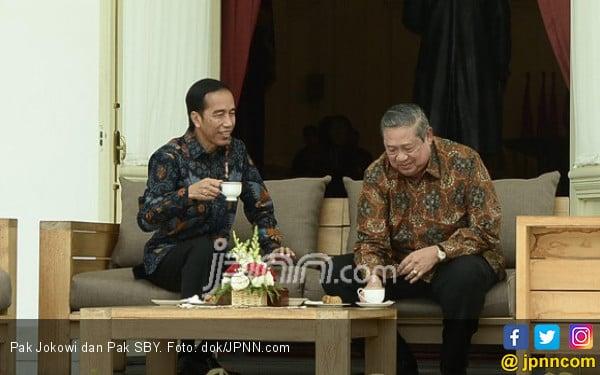 Syarief: Presiden Jokowi Titip Salam ke SBY - JPNN.com
