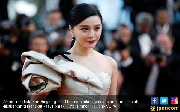 Fan Bingbing Ungkap Kisah Sedih Hidupnya Pascaskandal Pajak - JPNN.com