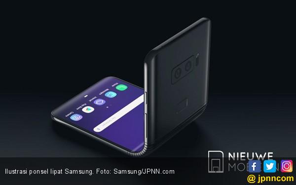 Samsung Berang Teknologi Ponsel Lipatnya Bocor ke Tiongkok - JPNN.COM