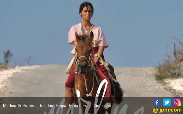Keren, Film Marlina Borong Sepuluh Piala Citra - JPNN.COM