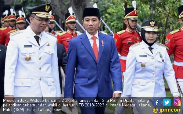 Jadi Gubernur NTB, Zulkieflimansyah Utamakan Dampak Gempa - JPNN.com