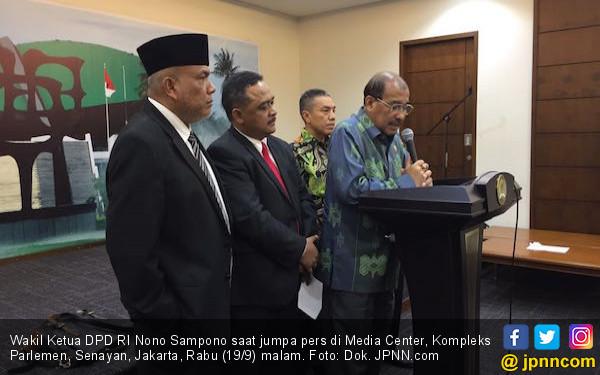 DPD Ingatkan KPU Tidak Membuat Kegaduhan - JPNN.com