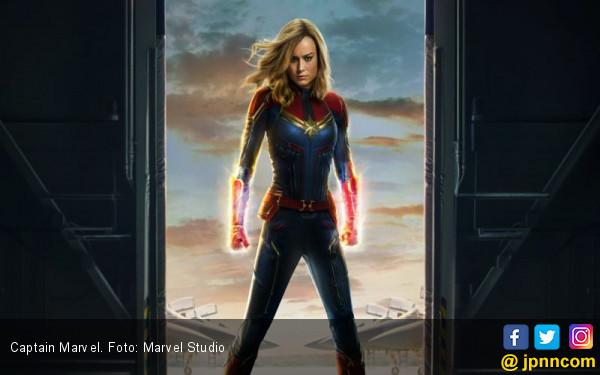 Ini 4 Bocoran Penting di Trailer Terbaru Captain Marvel - JPNN.COM
