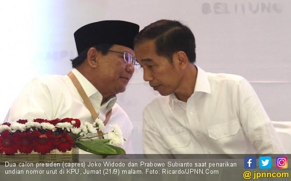 Gerindra Mau Diberi Kursi Menteri? Golkar: Belum Ada Pembicaraan soal Kabinet Jokowi - JPNN.com
