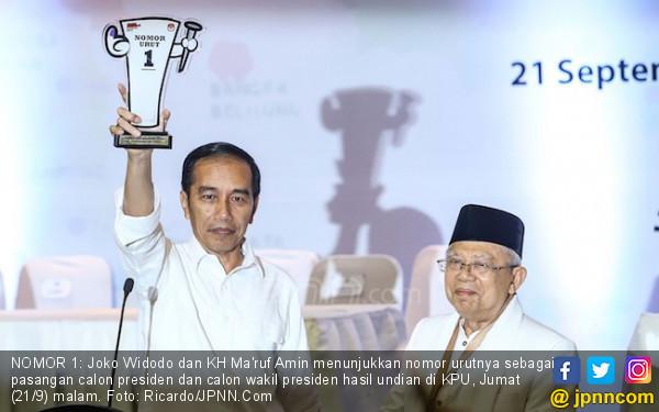 Survei Unggulkan Jokowi, TKN Ogah Berpuas Diri - JPNN.COM