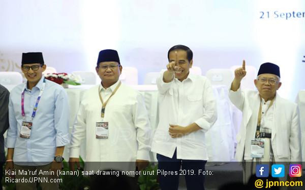 Jadi Cawapres, Kiai Ma'ruf Amin Mundur dari Rais Aam PBNU - JPNN.COM