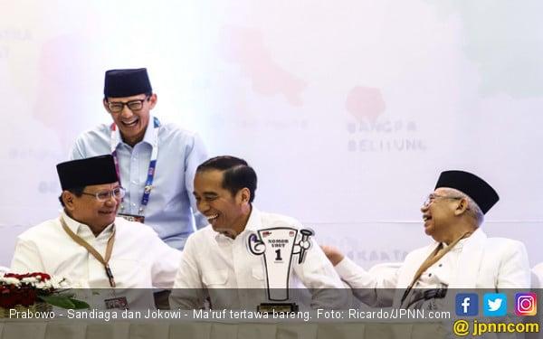 Harusnya Tim Prabowo-Sandi Hadiri Pertemuan IMF-World Bank - JPNN.COM