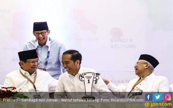 Simulasi Pilpres 2019: Jokowi Kuasai Kompleks Perumahan, Prabowo Raja di Pasar - JPNN.COM