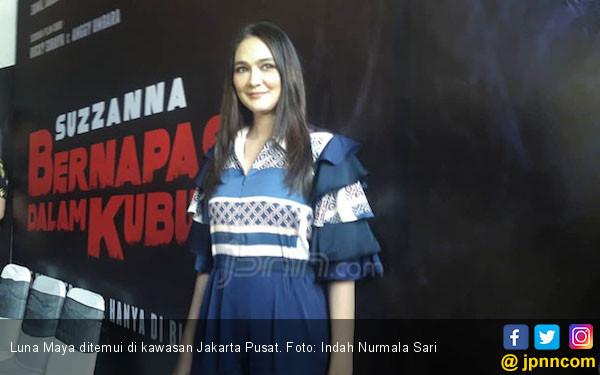 Luna Maya Blakblakan Soal Kasus Video Mesum Bareng Ariel - JPNN.COM
