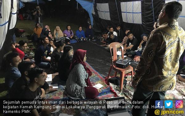 Trauma Konflik Keberagaman, Pemuda Poso: Sintuwu Maroso! - JPNN.com