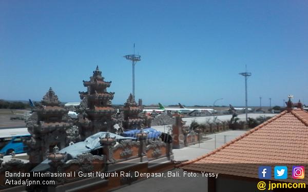 Nataru, Jumlah Penumpang di Bandara Ngurah Rai Paling Tinggi - JPNN.COM