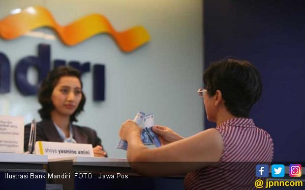 Ikuti Arahan Jokowi, Bank Mandiri Tangguhkan Cicilan Kredit Ojol dan UMKM - JPNN.com