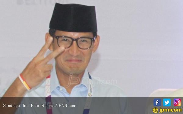 Respons Sandi untuk Kritik Andi Arief soal Prabowo Malas - JPNN.COM