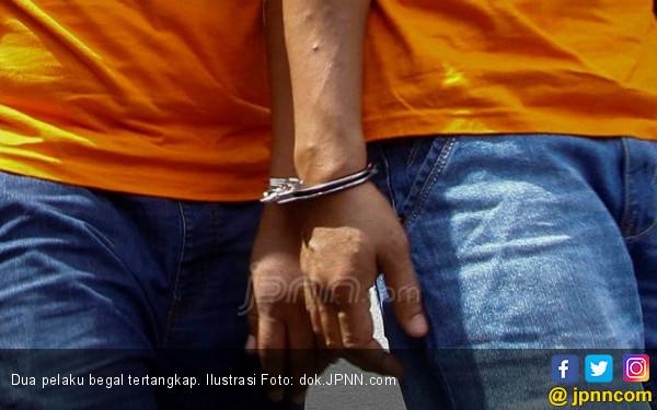Trio Begal di Bekasi Diringkus Polisi - JPNN.com