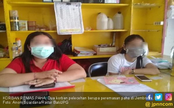 Peremas Payudara Berkeliaran, Pemegang Paha Gentayangan - JPNN.COM