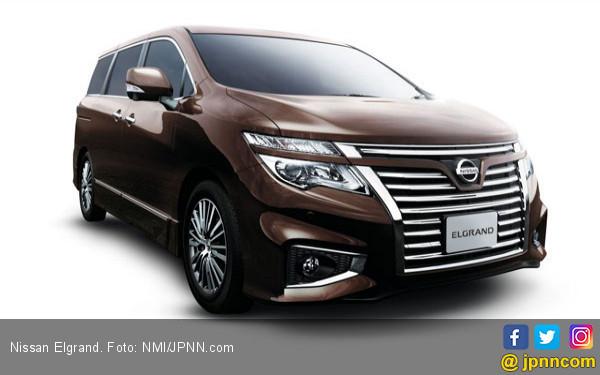 Kasus Ketiadaan Ban Serep di Nissan Elgrand Berujung Begini - JPNN.com