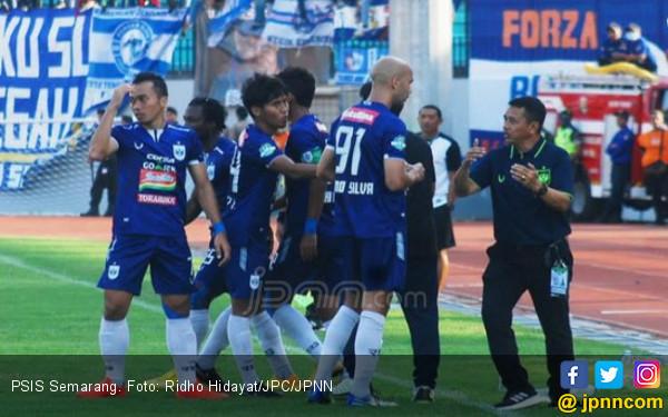 Klub Kanada Incar Gelandang PSIS Semarang - JPNN.COM