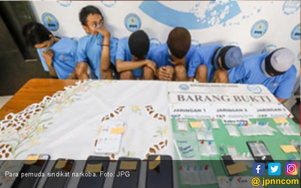 Waspada, Sindikat Narkoba Remaja Dikendalikan dari Lapas - JPNN.com