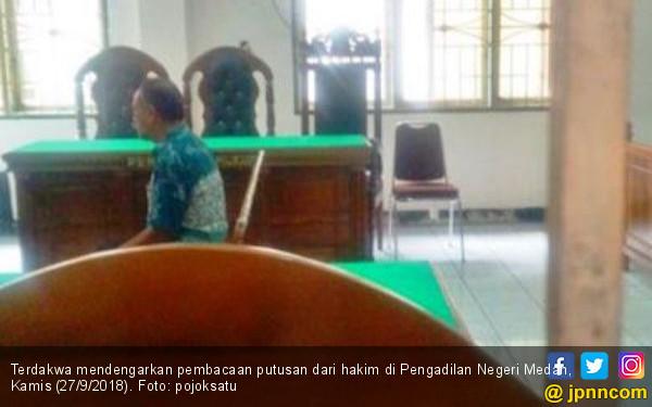 Mantan Kadis PU Tanjungbalai Divonis 5 Tahun 6 Bulan Penjara - JPNN.com