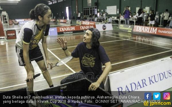 Chiara Kalah di Game Kedua, Duta Tampak Belum Tenang - JPNN.COM