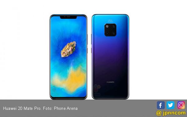Huawei Bocorkan Spesifikasi 20 Mate Pro - JPNN.COM
