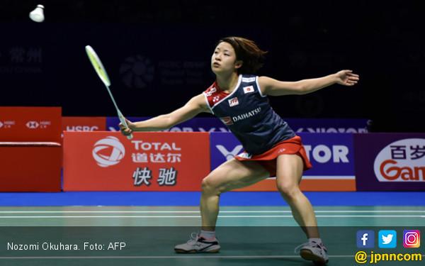 8 Wanita Perkasa di Fuzhou China Open 2018 - JPNN.COM