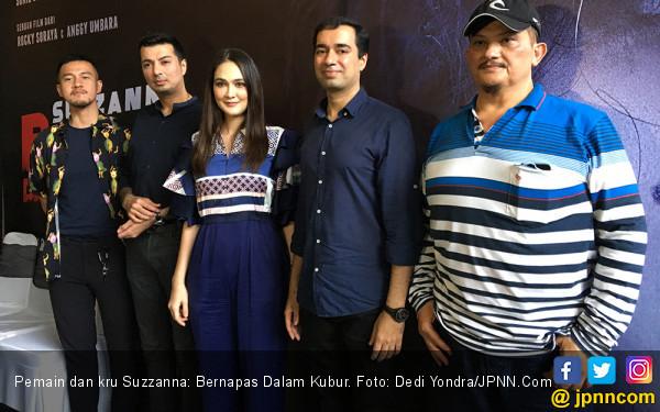 Perdana Tayang, Suzzanna: Bernapas Dalam Kubur Catat Rekor - JPNN.COM