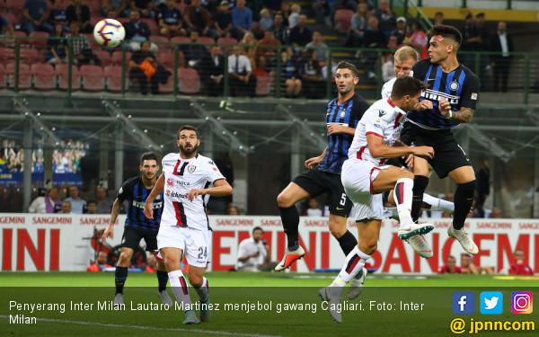 Hasil Liga Italia: Inter Milan Memang Istimewa - JPNN.COM