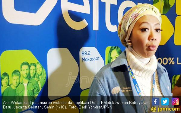 Asri Welas Tunggang-Langgang Lihat Suzzana - JPNN.COM