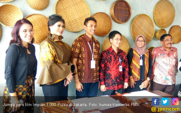 Cerita Gotong Royong di Balik Film Impian 1.000 Pulau - JPNN.COM