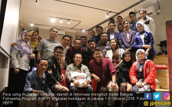 KBFP Angkatan 8 Bekali Caleg Muda Kepemimpinan dan Demokrasi - JPNN.COM