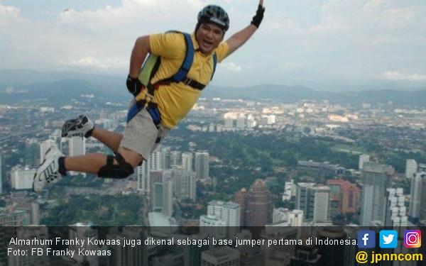 Saat Franky Kowaas Berangkat ke Palu, Bingkai Fotonya Jatuh - JPNN.COM
