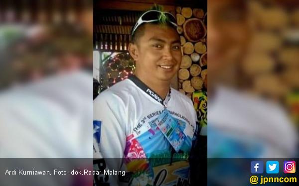 Ardi Kurniawan Sempat Pulang Jenguk Istri dan Dua Anaknya - JPNN.COM