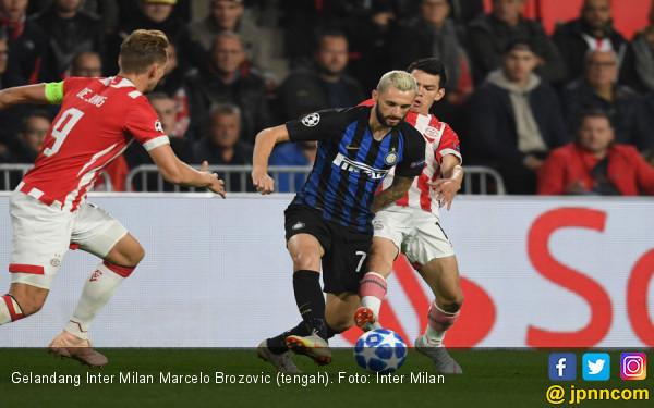 Inter Milan Menang 5 Laga Beruntun, Brozovic: Lanjutkan! - JPNN.COM