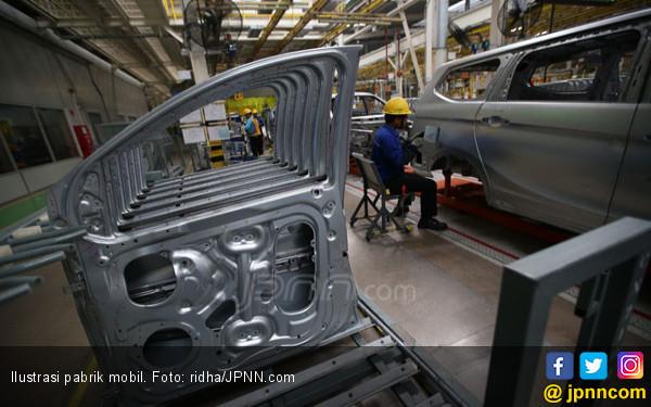 Nissan Setop Produksi X-Trail - JPNN.com