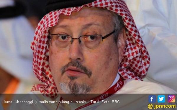 Jamal Khashoggi Lenyap, Turki Geledah Konsulat Saudi - JPNN.COM
