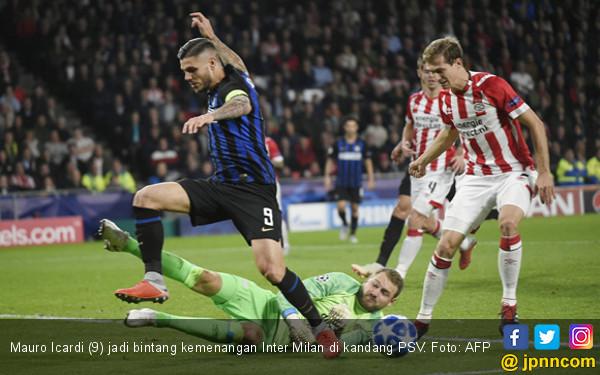 Legenda Milan: Mauro Icardi Pencetak Gol Luar Biasa - JPNN.COM