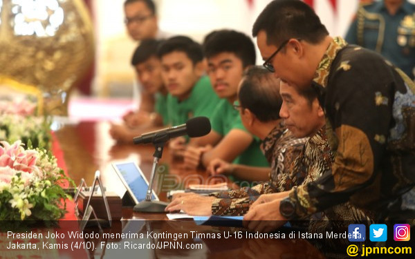 Menpora Upayakan Beasiswa bagi Pemain Timnas U-16 - JPNN.COM