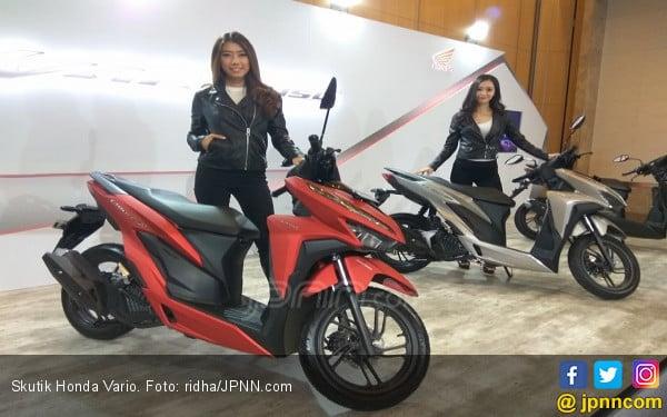 Ekspor Honda Vario Series Sepanjang 2018 Melonjak Drastis - JPNN.COM