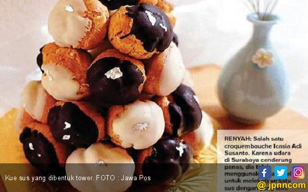 Ganti Kue Tar dengan Sus - JPNN.COM