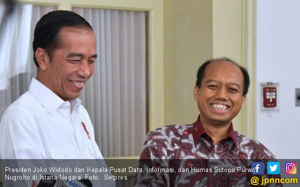 Ini Kisah Hidup Pak Sutopo, Rela Tinggalkan Cita - Cita demi Jadi Pembawa Kabar Bencana - JPNN.com