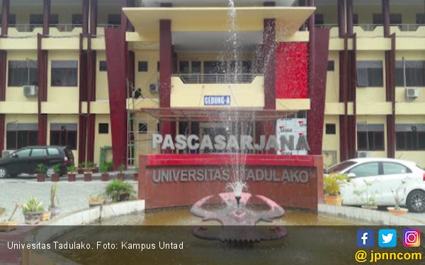 Mahasiswa Untad Korban Tsunami Palu Bisa Kuliah di 39 PTN - JPNN.COM